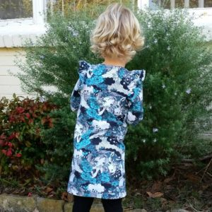Willow Dress hack back