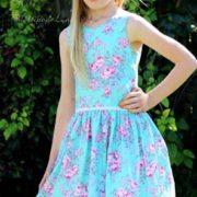 Pippa Dress sleeveless