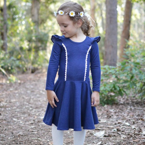 Poppy Dress PDF Pattern