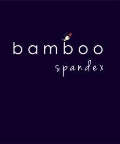 Bamboo Spandex
