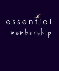 ESSENTIAL membership