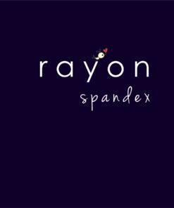 Rayon Spandex